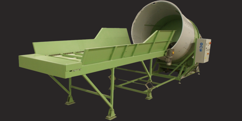 Straw and Hay Shredder With Conveyor SS-D180