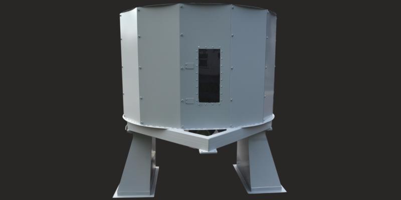 Sawdust Bunker & Hopper UB180