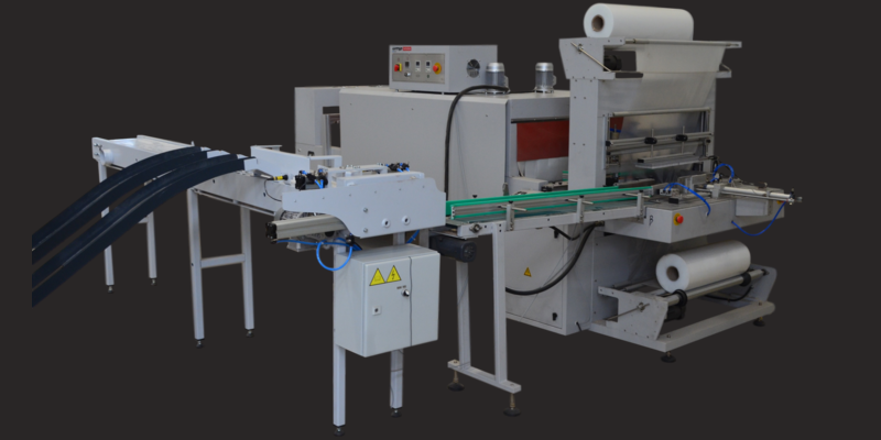 Automated Heat & Shrink Packing Machine BMD-800B