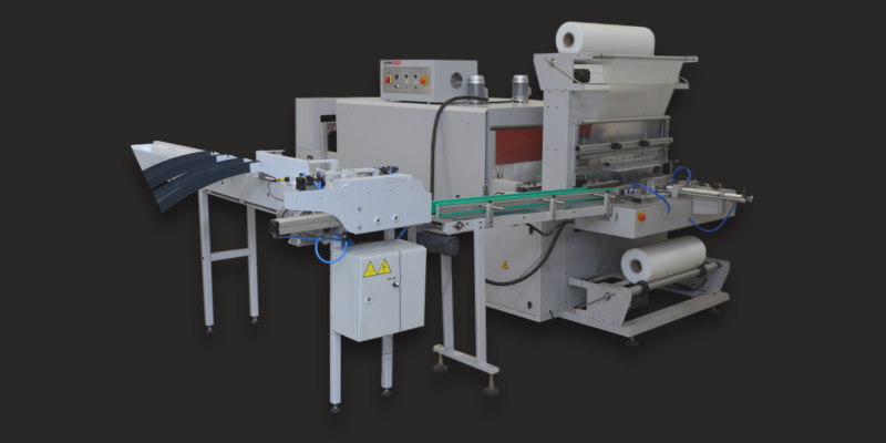 Automated Heat & Shrink Packing Machine APS-4