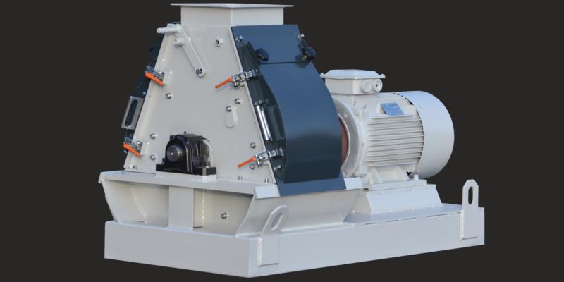 Hammer mill SM-1500